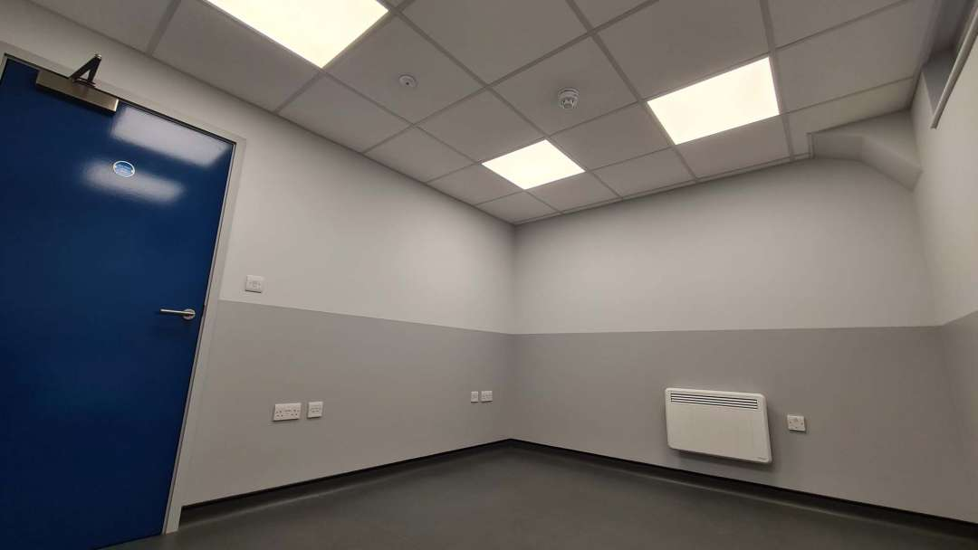 Suspended Ceilings For Air Force