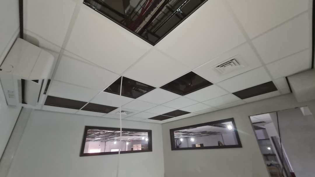 suspended ceiling service