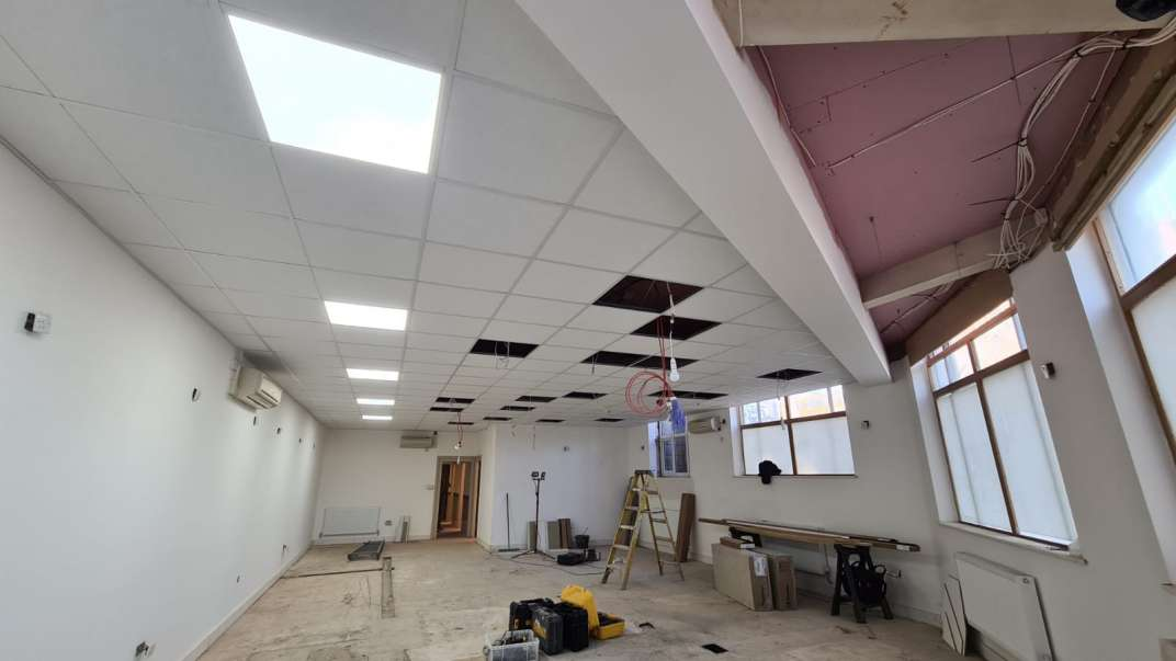 work at Colindale centre
