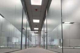 glazed partitions london