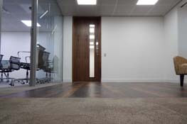 office partitioning systems london
