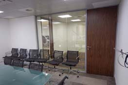 office partitioning london